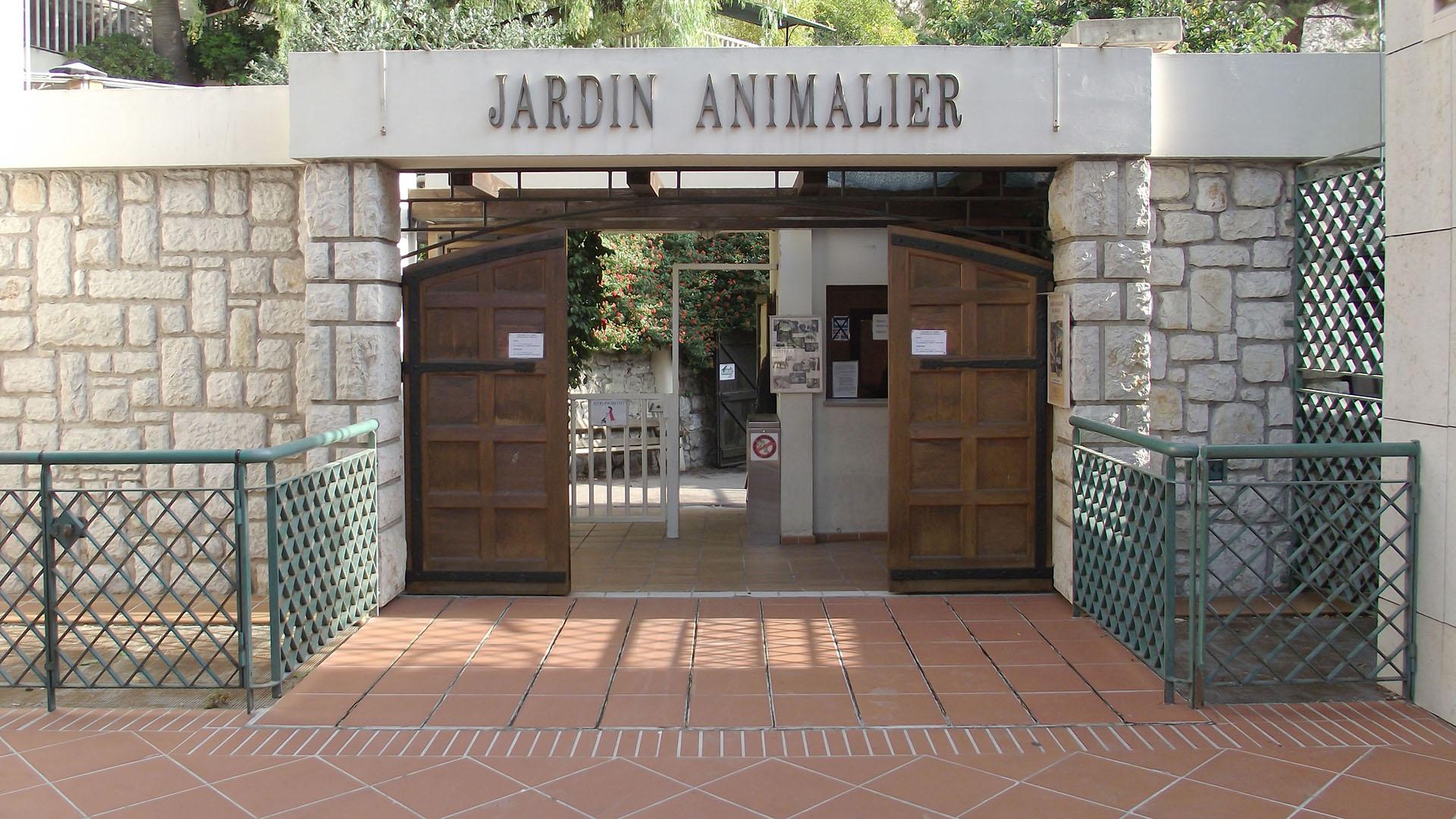 The zoo - Le Jardin Animalier de Monaco