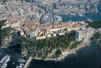 View of Monaco - Monte Carlo