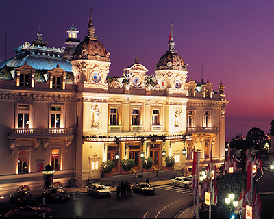 Casino de Monaco, Monte-Carlo : le Black Jack