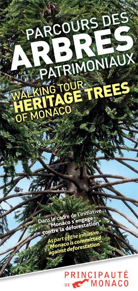 Brochure Parcours Arbres Patrimoniaux