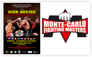 Kick-boxing gala international