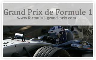 Grand Prix de Formule 1