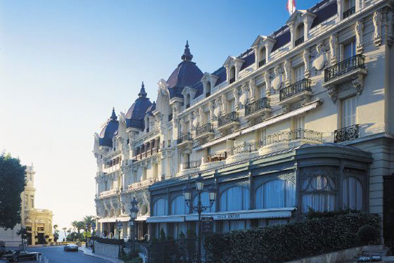 Monaco Monte Carlo Hotel Hotel de Paris Monte-carlo