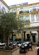 Terrasse à Monaco