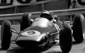 Clark - Grand Prix de Monaco