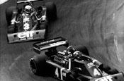 Depailler - Grand Prix de Monaco
