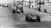 Hulme - Grand Prix de Monaco