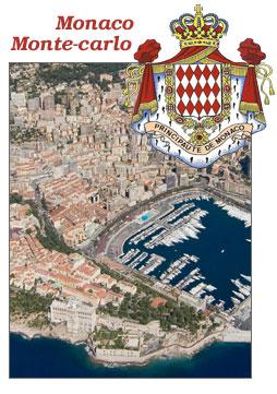 Tourism in Monaco MonteCarlo Monaco MonteCarlo