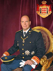 The Prince Albert II of Monaco