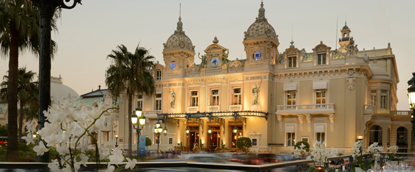 Monaco - Monte Carlo : le Casino