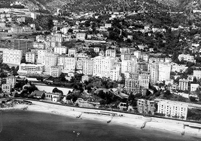 Monaco - Monte Carlo at the begining of the century